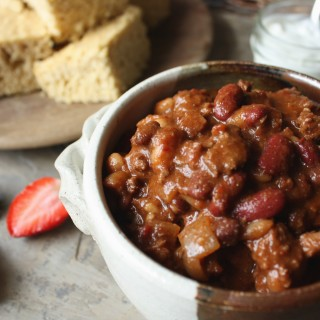 Award Winning Sweetheart Chili