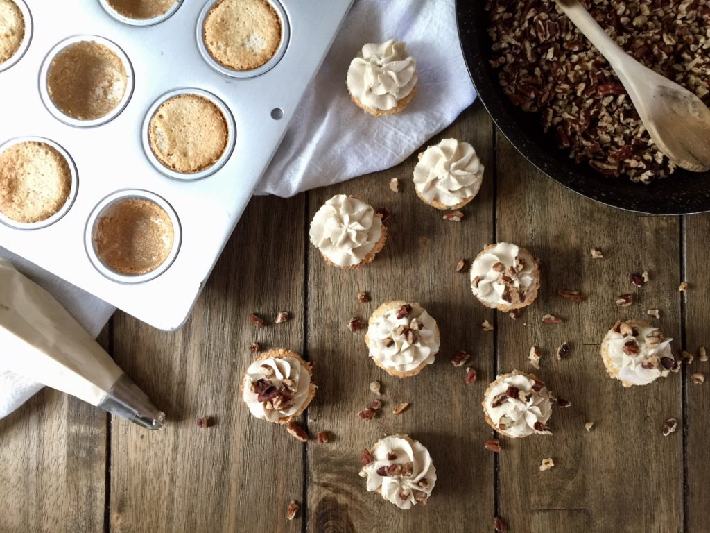 merengue cupcakes