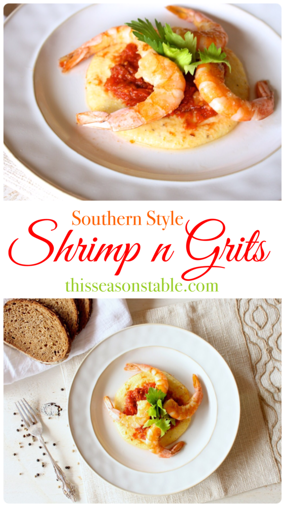 A delicious taste of the Low Country with fresh seasonal tomatoes right in your own kitchen!