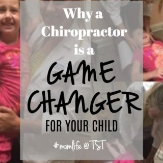 WHY A CHIROPRACTOR IS A GAME CHANGER FOR YOUR CHILD – an interview with Dr. Cheney Brinkley D.C.